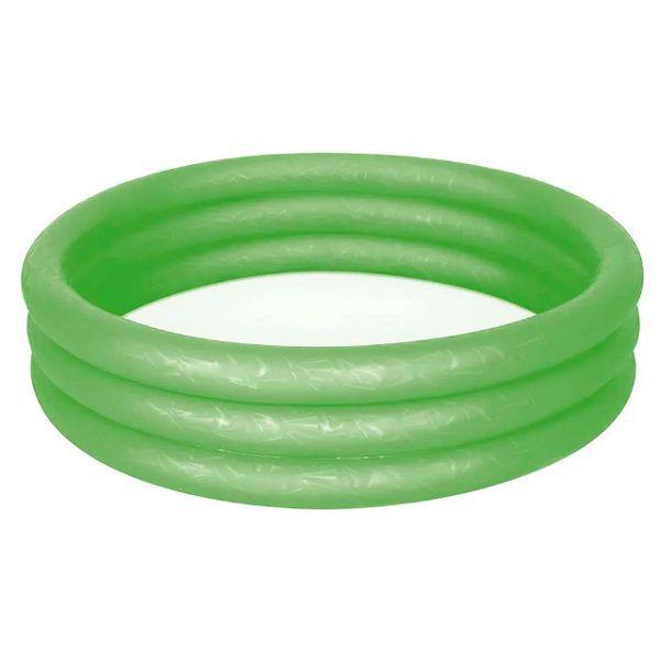 Piscina Banheira Inflável 130 Litros Verde Mor  - Casafaz
