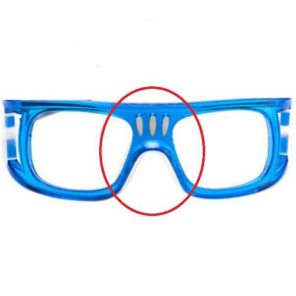 Protetor Nasal Para Óculos Eyki De Futebol Basquete  - Casafaz