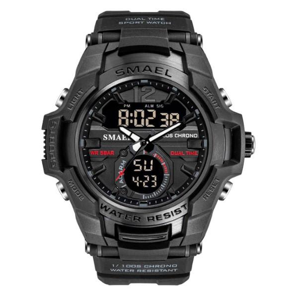 Relógio Esportivo Militar Shock Smael 2020
