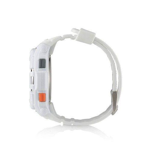 Relógio Masculino Nickel Atrio Branco ES101  - Casafaz