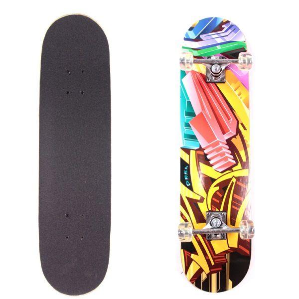 Skate Skateboard Semi Profissional Bel Sports  - Casafaz