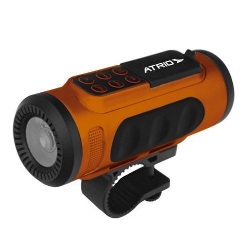 Caixa De Som Speaker Bluetooh Com Lanterna Atrio BI085