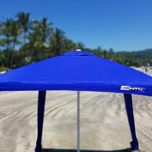 Tenda Gazebo Sombreiro Ibiza Azul Nautika  - Casafaz