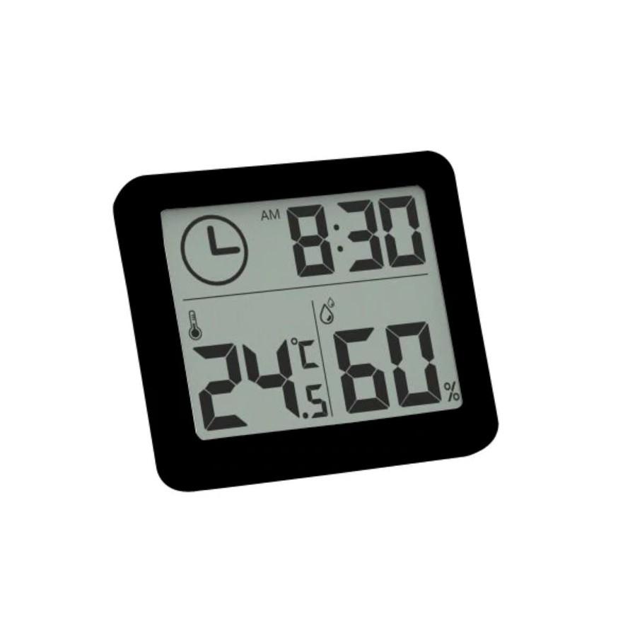 Termômetro Higrômetro Digital  Multifuncional