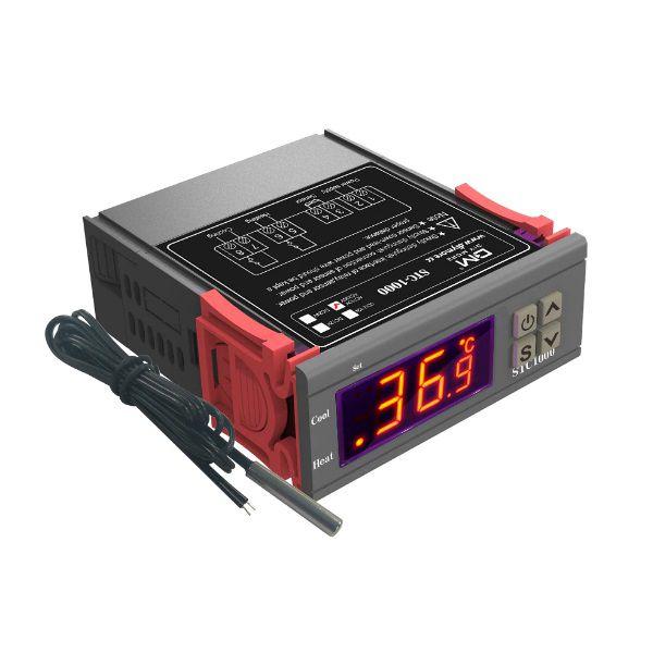 Termostato Digital STC-1000 Chocadeira Cervejeira de -50 a 90º