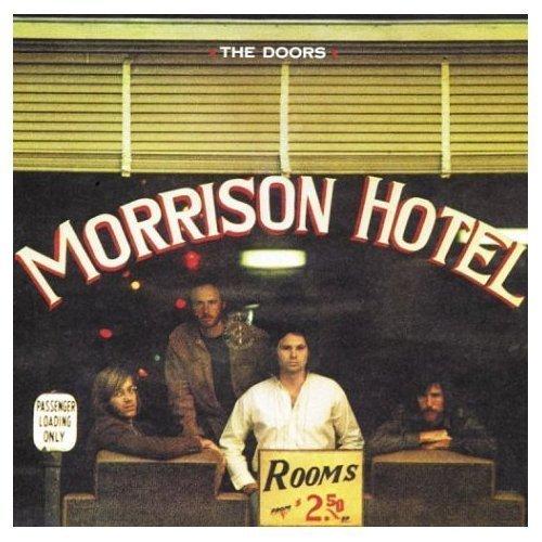 The Doors Morrison Hotel 180g