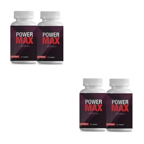 Power Max - Promo��o 4 Unidades