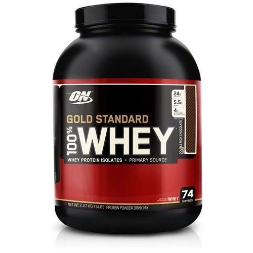100% Whey Protein - 2,27Kg(5lbs) - Optimum