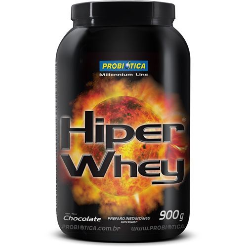 Hiper Whey Protein - 900g - Millennium -  Probi�tica
