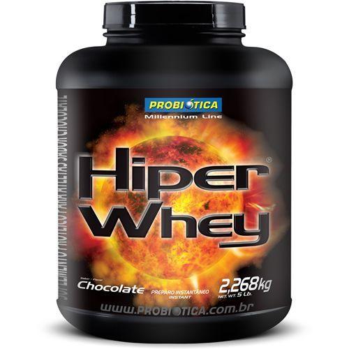 Hiper Whey Protein - 2,26Kg - Millennium -  Probiótica