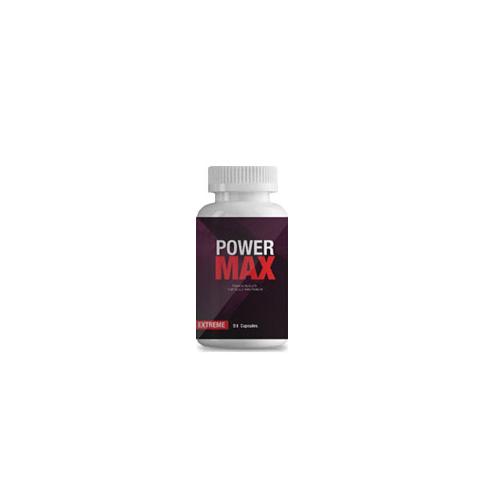 Power Max - Promoção 3 Unidades