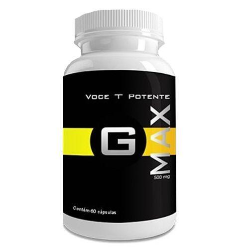 Gmax - 60 Cápsulas