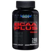 BCAA Plus - 240 C�psulas - Probi�tica