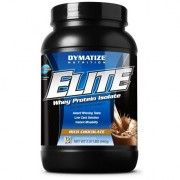 Elite Whey Protein Isolate - 930g - Dymatize Nutrition