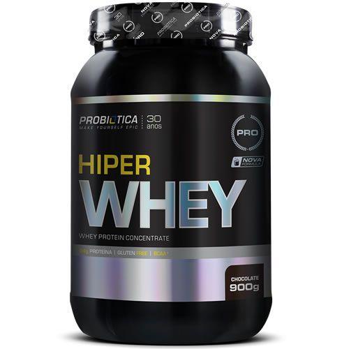 Hiper Whey Protein - 900g - Millennium -  Probiótica
