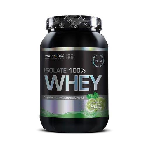 Isolate 100% Whey - 908g(2lbs) - Pró Premium Line - Probiótica