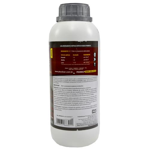 Pek Descale 1Litro - Removedor de Cimento, Sujeiras e Eflorescências  - COLAR