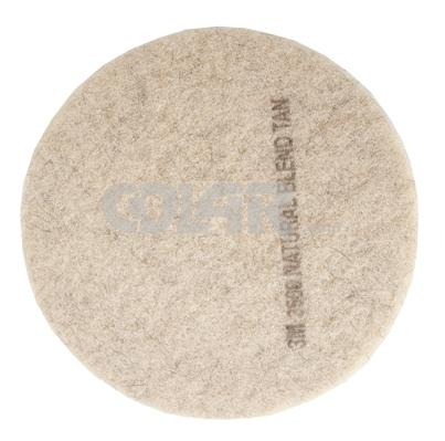Disco Natural Blend Pelo Porco 505mm - 3M  - COLAR