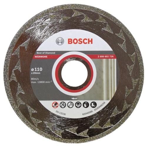 Disco Para Serra Mármore Eletrolítico - Bosch  - COLAR