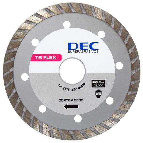 Disco Para Serra Mármore Turbo TB Flex - Dec  - COLAR