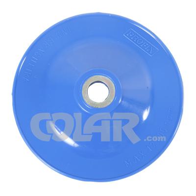 Suporte De Lixa Azul 4,5 - Profix  - COLAR