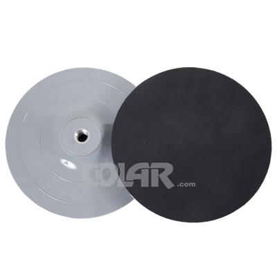 Suporte De Lixa Com Velcro 7´´  M14 Cinza - Profix  - COLAR