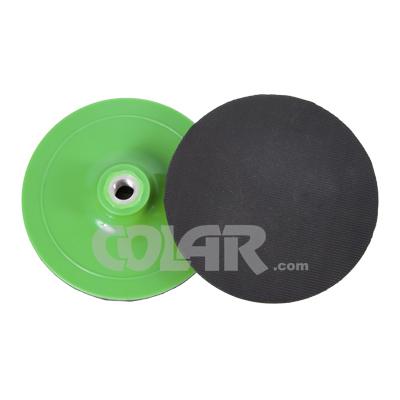 Suporte De Lixa c/ Velcro e Espuma 5´´ Verde M14 - Profix  - COLAR