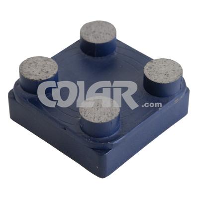 Cubo Diamantado para desbaste de concreto e granilite  - COLAR