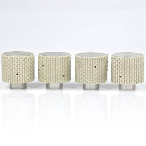 Lixa Diamantada Formato Cilindro Resina Umido  - COLAR
