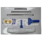 Kit Para Limpeza De Vidro 6 pçs - CT