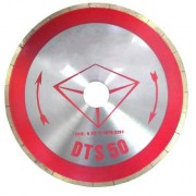 Serra Diamantada Para Marmoglass DTS50MG 350mm - Diamantecno