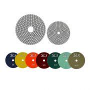 Disco de Polimento Flexível IT Branco 100 e 125mm - Colar