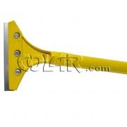 Raspador Amarelo Cabo 27cm Lâmina 10cm
