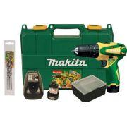 Parafusadeira / Furadeira de Impacto a Bateria HP2016D - Makita