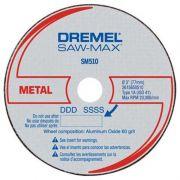 Disco de Corte Para Metal DSM510 3 Unidades - Dremel