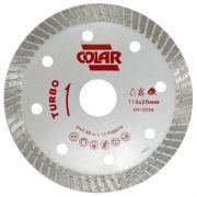 Disco de Serra Mármore Turbo Premium 110mm- Colar