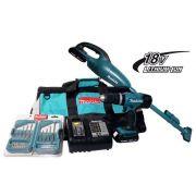 Kit Combo DHP453 DLX2056SY1 a Bateria - 220V Makita