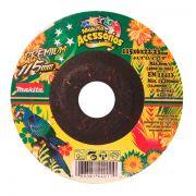 Disco Para Esmerilhadeira Desbaste em Metal D-50952 - Makita