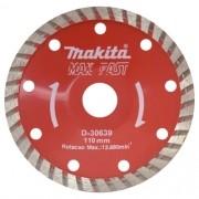 Disco de Corte Côncavo 110mm D30639 -Makita