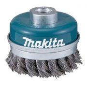 Escova de Aço Torcido M14 60mm D-55164 - Makita