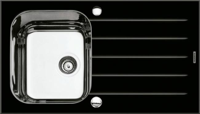 93951/203 Pia Para Granito Vitra B 1C 34 - Tramontina  - COLAR