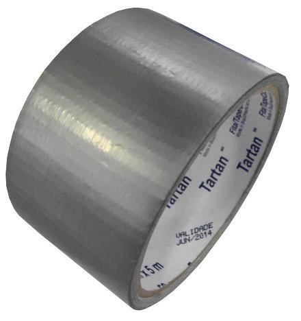 Fita Duct Silver Tape Cinza 50 x 5 - 3M  - COLAR