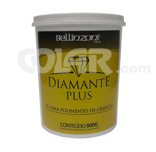 Diamante Plus p/ Polimento de Granitos 800g - Bellinzoni  - COLAR