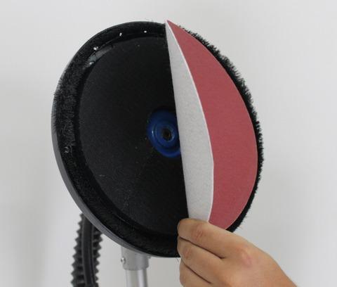 Lixa de Parede em Disco - Fromtec  - COLAR