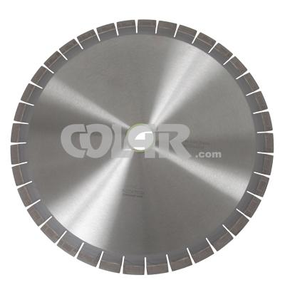 Serra Diamantada 600mm Silenciosa  - COLAR