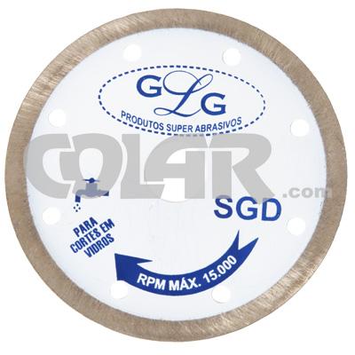 Disco Para Serra Mármore SGD 110mm  - COLAR