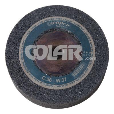 Rebolo Reto 4x1 Com Rosca - Icaper  - COLAR