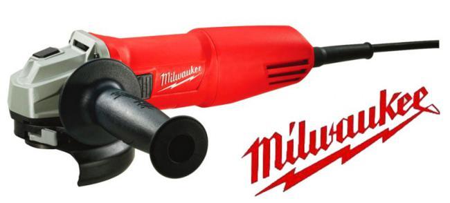 Esmerilhadeira Angular 115mm 6130-59 - Milwaukee  - COLAR