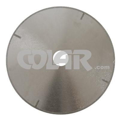 Serra Diamantada Eletrolítico Para Mármore 350mm  - COLAR