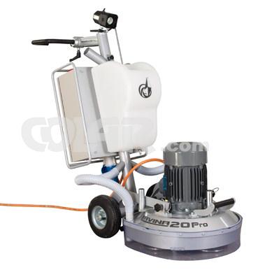 Lavina Pro 20in Grinding And Polishing Machine 1PHASE  - COLAR